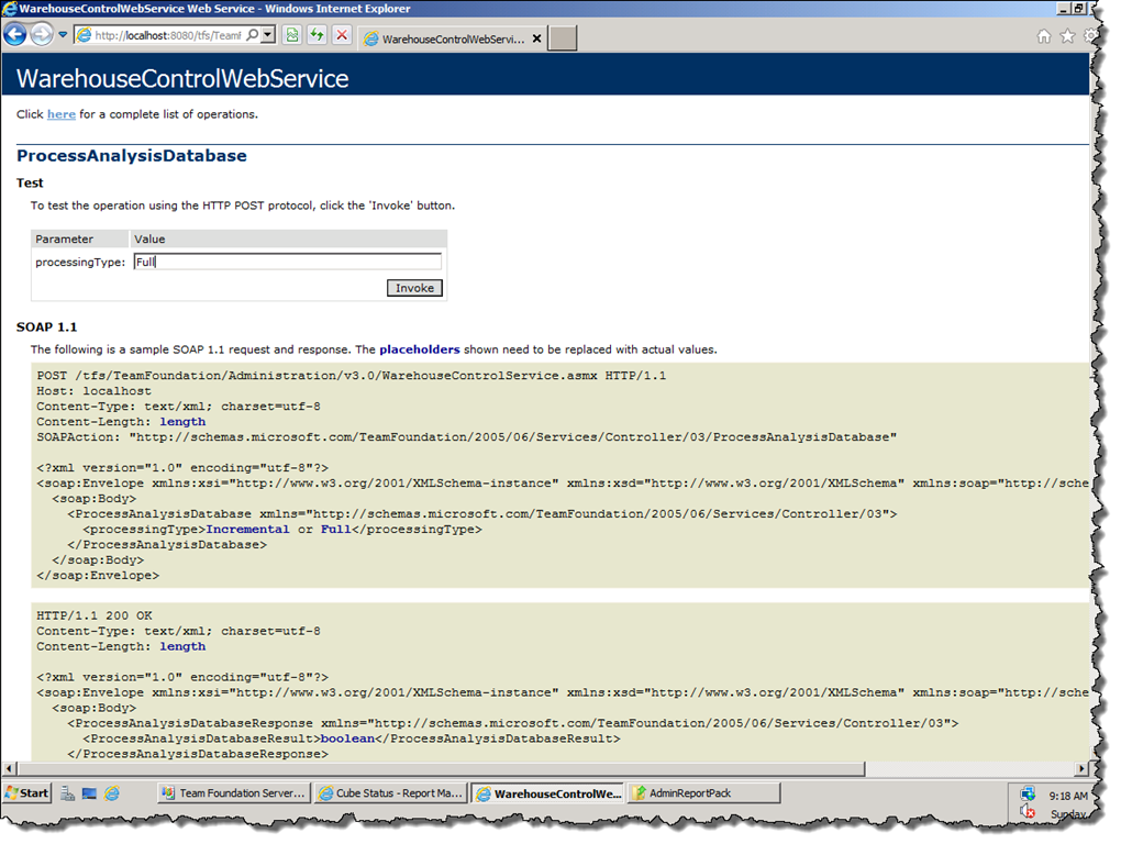 team foundation server for programmer analysts Setting tfs permissions select team foundation server group to set permissions for a team the analysis services server is a sql server and has the server.