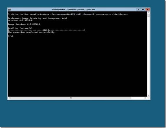 dism.exe /online /enable-feature /featurename:NetFX3