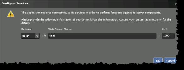 Release Management Client | Configure Services