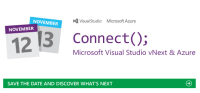 Microsoft Visual Studio vNext & Azure