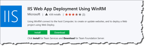 Working with Web Deploy and Release Management | Azure DevOps and
