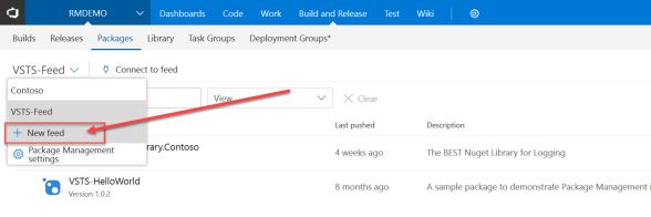 vsts-packages-new-feed