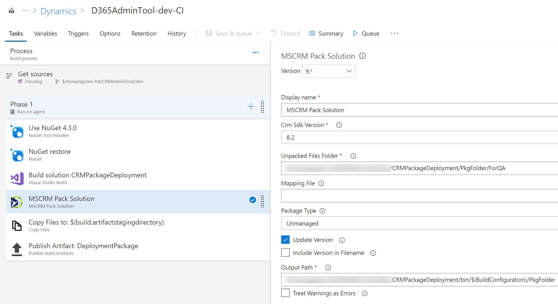 DevOps with Dynamics 365 using VSTS | Azure DevOps and