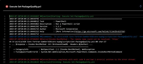 Update your Azure DevOps REST API URLs after moving your